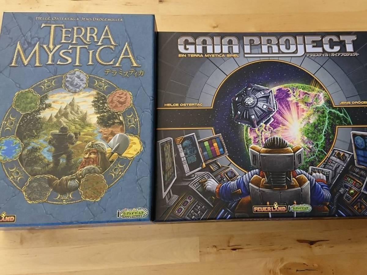 テラミスティカ(Terra Mystica)の画像 #46815 おざかつ大魔王さん