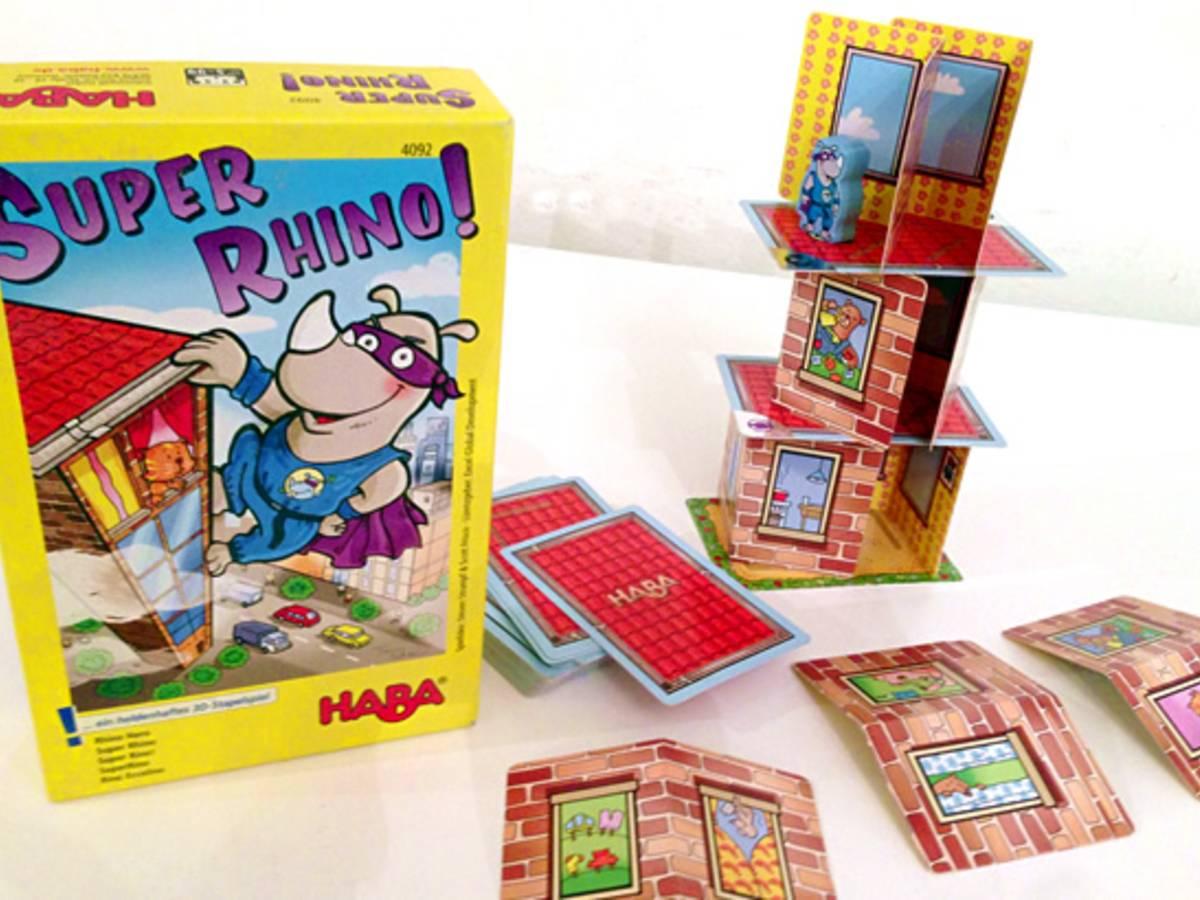 キャプテン・リノ(Super Rhino!)の画像 #3591 ボドゲーマ運営事務局さん