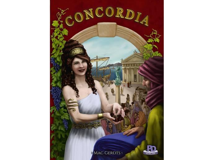 コンコルディア(Concordia)