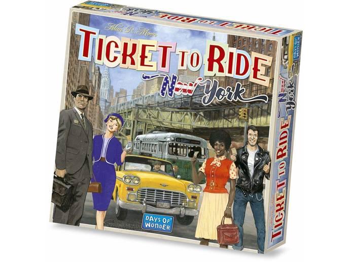 チケット・トゥ・ライド:ニューヨーク