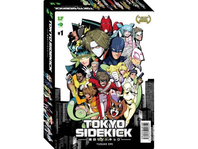 東京サイドキック基本セット 第三版