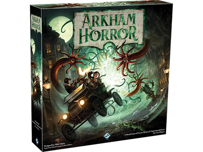 アーカムホラー:3版(Arkham Horror (Third Edition))