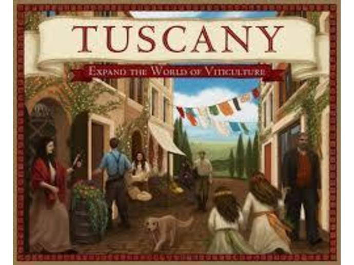 トスカーナ:ヴィティカルチャー(Tuscany: Expand the World of Viticulture)