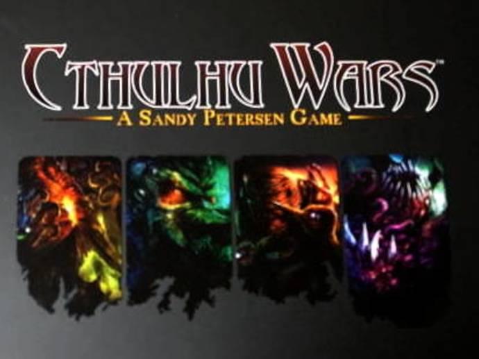 クトゥルフ・ウォーズ(Cthulhu Wars)