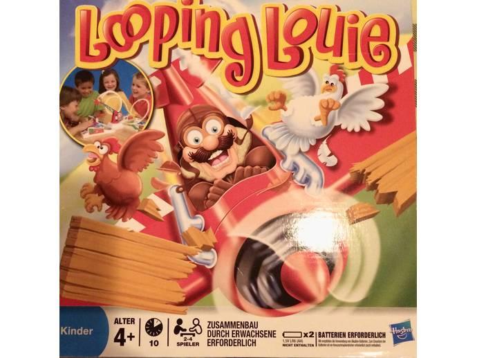 くるりんパニック!!(クルクルケッコー)(Looping Louie)
