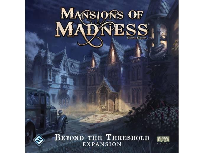 マンション・オブ・マッドネス第2版:境界を越えて(Mansions of Madness: Second Edition – Beyond the Threshold)