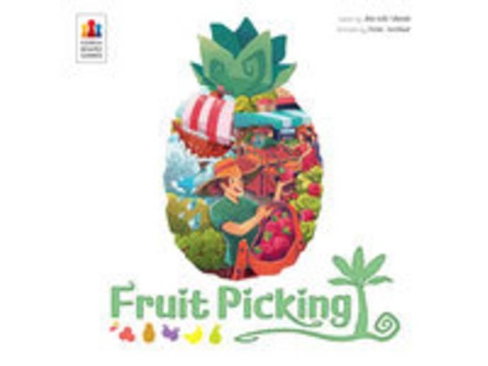くだものあつめ:海外版(Fruit Picking)