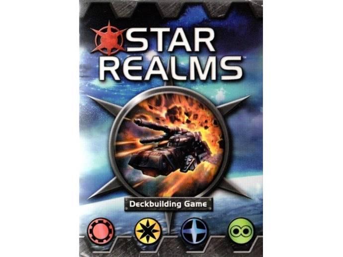 スターレルムズ(Star Realms)
