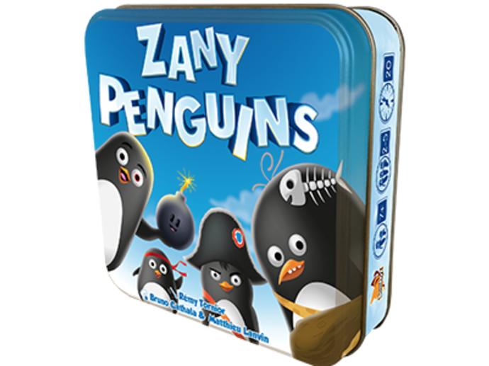ぜいにぃ・ぺんぎんず(Zany Penguins)