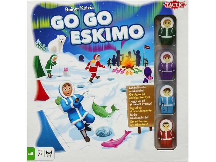 ゴー・ゴー・エスキモー(Go Go Eskimo)