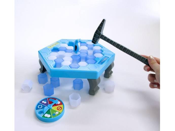 クラッシュアイス / バランスアイスキューブ / ペンギントラップ(Crush Ice / Penguin Trap)