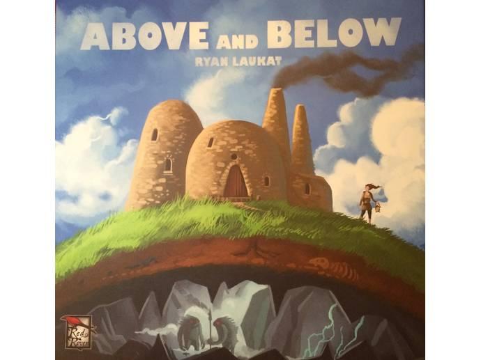 アバブ・アンド・ビロー(上へ下へ)(ABOVE and BELOW)