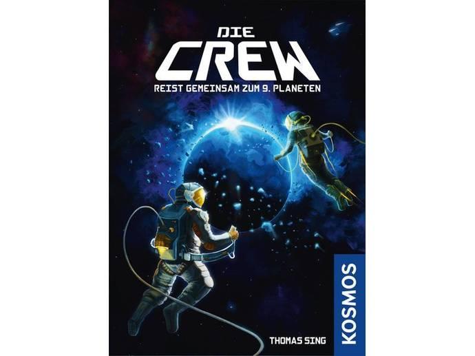 ザ・クルー:第9惑星への旅(Die Crew: Reist gemeinsam zum 9. Planeten)