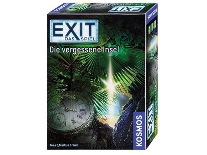 脱出:ザ・ゲーム 忘れさられた島(EXIT: Das Spiel – Die vergessene Insel)