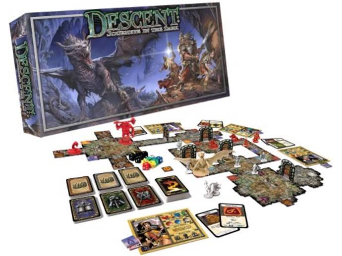 ディセント(Descent: Journeys in the Dark)