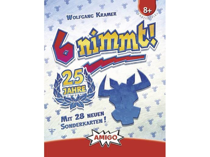 6ニムト!25周年版(6 nimmt! 25 Jahre)