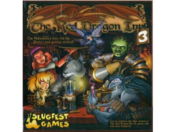 レッドドラゴン・イン3(The Red Dragon Inn 3)