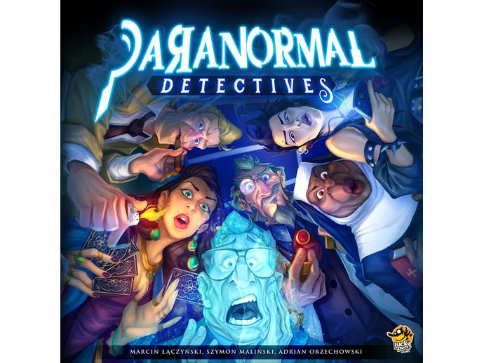 パラノーマル・ディテクティブ(Paranormal Detectives)