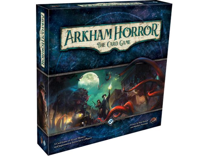 アーカムホラー:カードゲーム(Arkham Horror: The Card Game)
