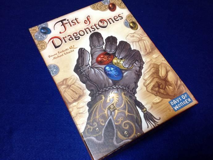 ドラゴンストーン(Fist of Dragonstones)