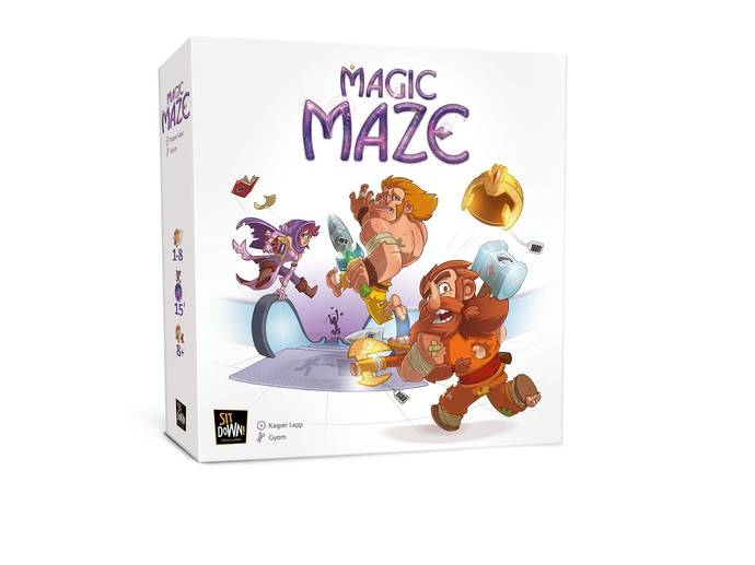 マジックメイズ(Magic Maze)