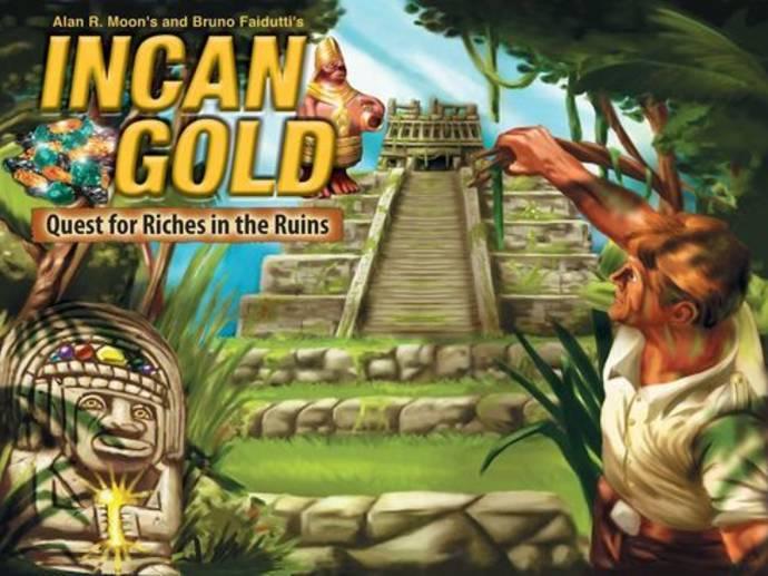 インカの黄金(Incan Gold)