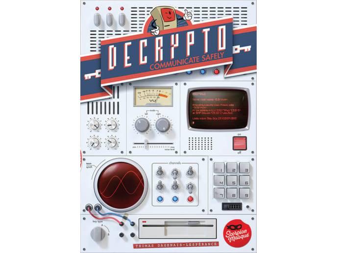 デクリプト(Decrypto)