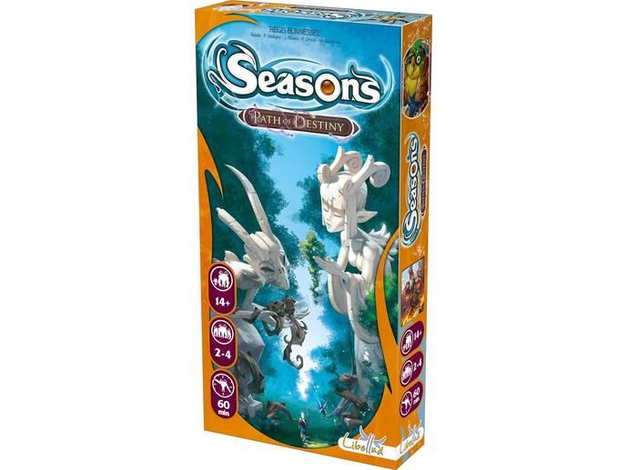 十二季節の魔法使い:運命の行方(Seasons: Path of Destiny)