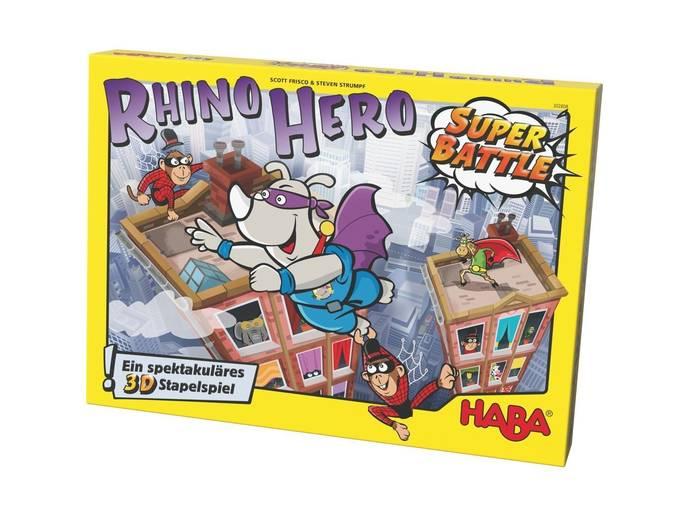 キャプテン・リノ:スーパーバトル(Rhino Hero: Super Battle)