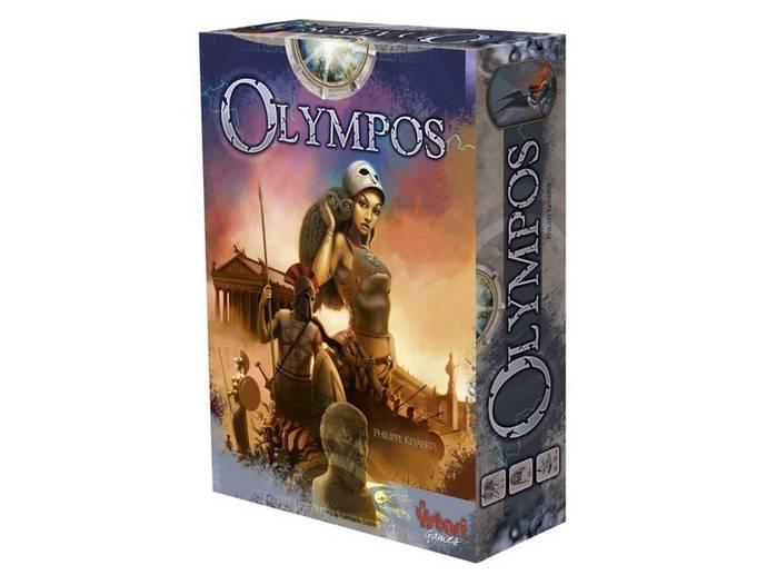 オリンポス(Olympos)