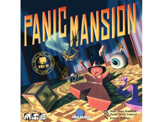 パニック・マンション(Panic Mansion)