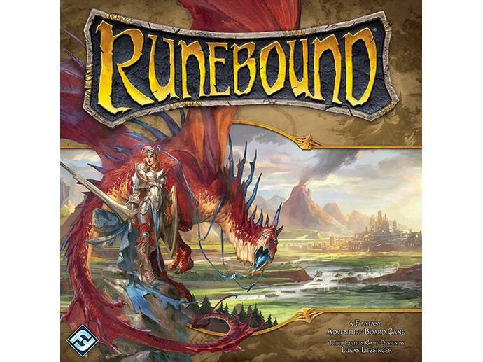ルーンバウンド(第三版)(Runebound: Third Edition)