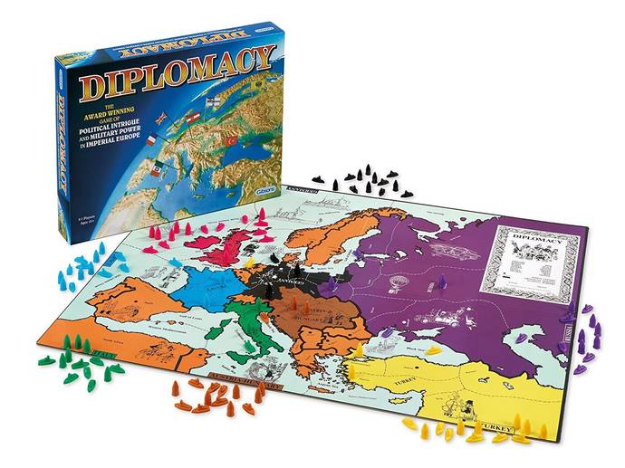 ディプロマシー(Diplomacy)
