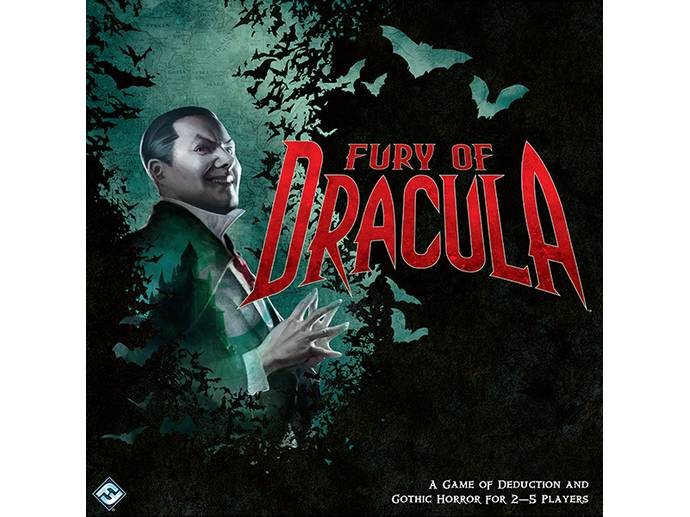ドラキュラの逆襲(Fury of Dracula (third edition))