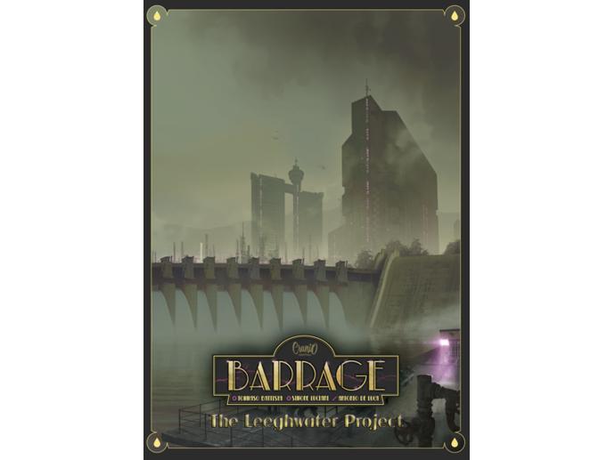 バラージ:レーフワーテル計画(Barrage: The Leeghwater Project)