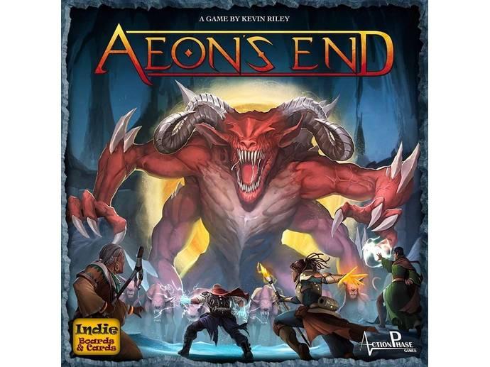 イーオンズ・エンド(Aeon's End)