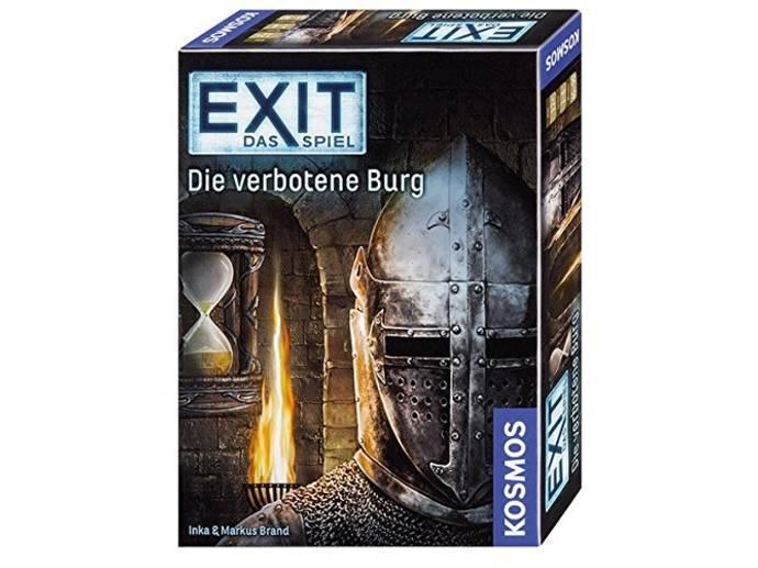 脱出:ザ・ゲーム 禁断の城塞(EXIT: Das Spiel – Die verbotene Burg)