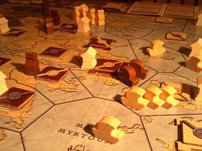 古代 対決 / 古代決戦(Antike Duellum)