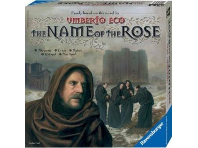 薔薇の名前(The Name of the Rose / Der Name der Rose)