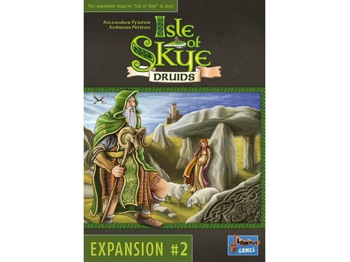 アイルオブスカイ:ドルイド(Isle of Skye: Druids)