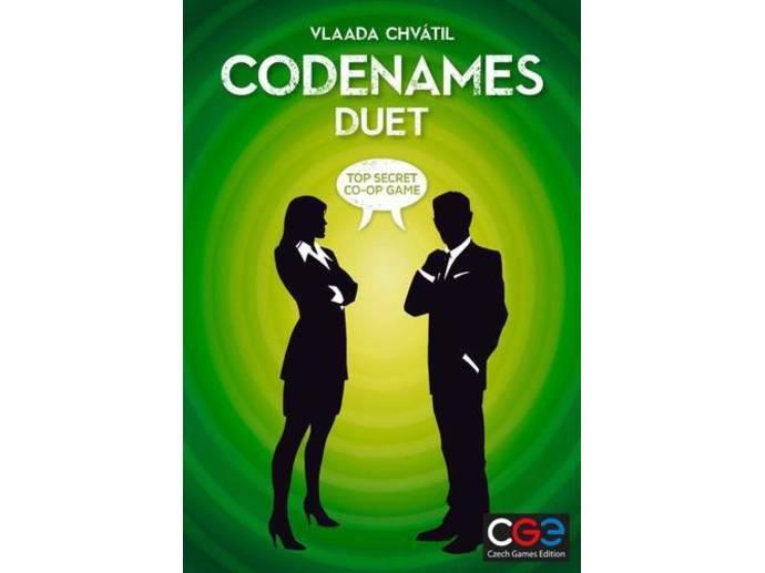 コードネーム:デュエット(Codenames Duet)