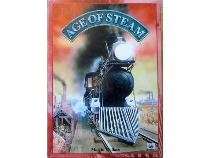 蒸気の時代(Age of Steam)