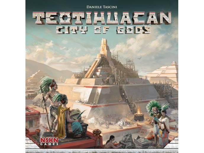 テオティワカン:シティ・オブ・ゴッズ(Teotihuacan: City of Gods)