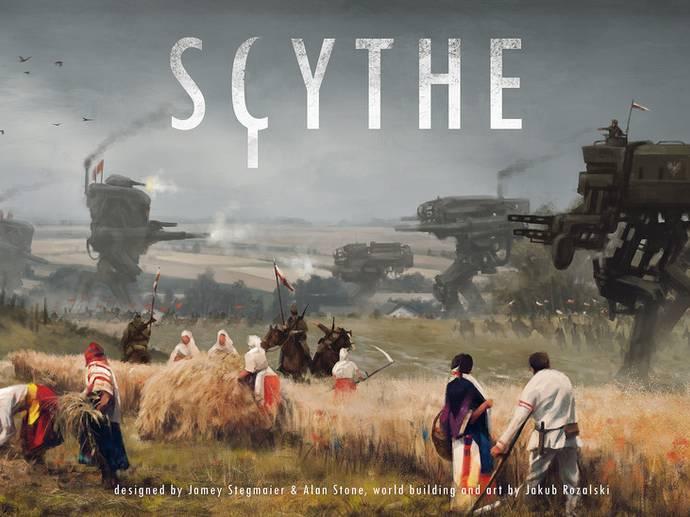 サイズ -大鎌戦役-(SCYTHE)