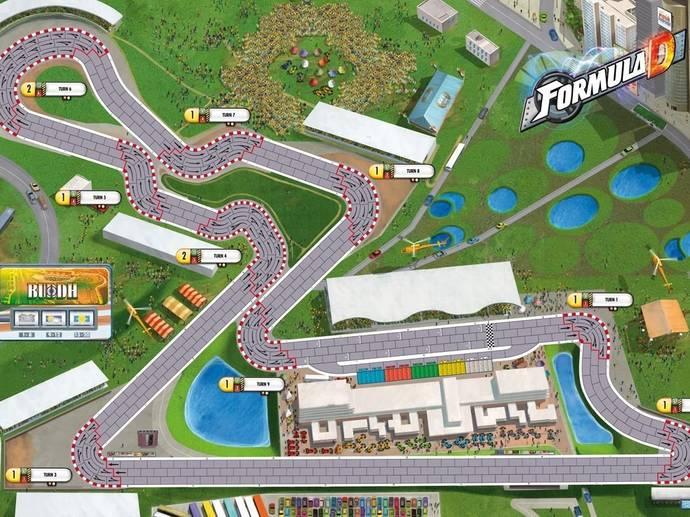 フォーミュラD:サーキット4 ボルチモア市街地コース&ブッダの ...