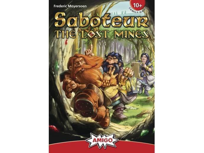 お邪魔者:失われた鉱山(Saboteur: The Lost Mines)