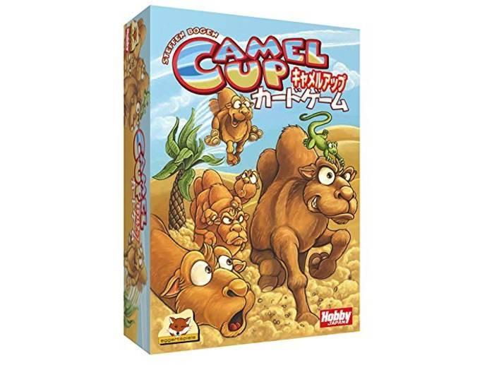 キャメルアップ:カードゲーム(Camel Up Cards)