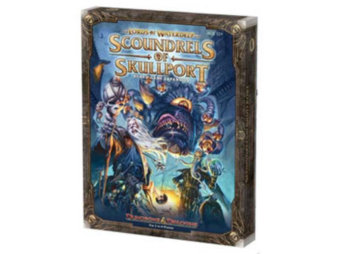 ウォーターディープの支配者たち:スカルポートの悪党たち(Lords of Waterdeep: Scoundrels of Skullport)