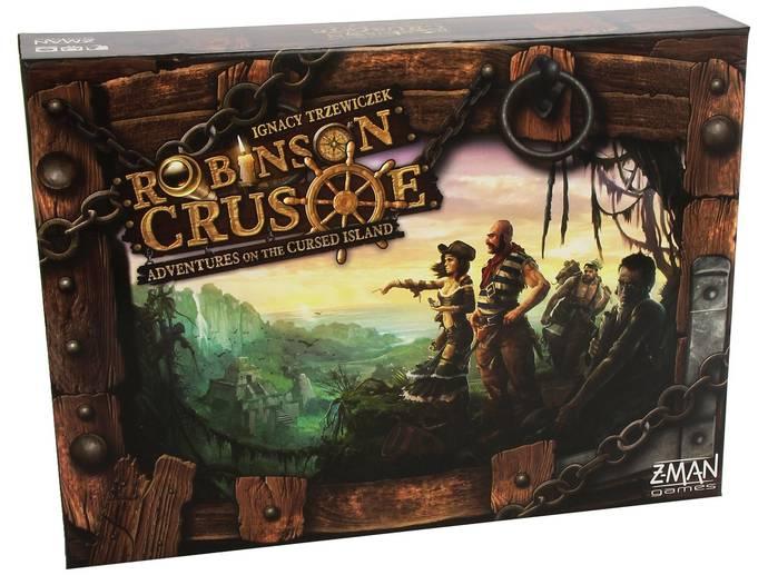 ロビンソン・クルーソー:呪われた島の冒険(Robinson Crusoe: Adventures on the Cursed Island)
