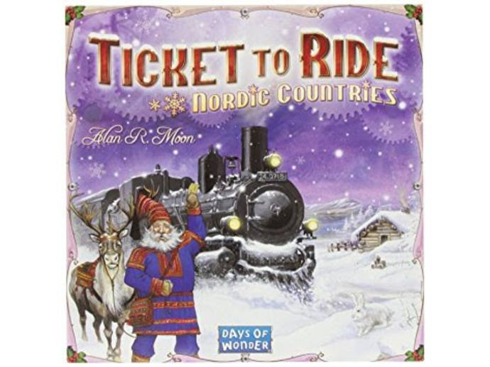 チケットトゥライド:北欧の国々(Ticket to Ride: Nordic Countries)